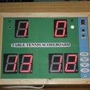 Bloetooth Table Tennis Scoreboard