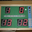 Bluetooth Table Tennis Scoreboard