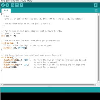 Arduino on Pi