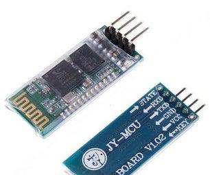 STM32F103: Bluetooth Module HC05 / HC06(using Mbed.h)
