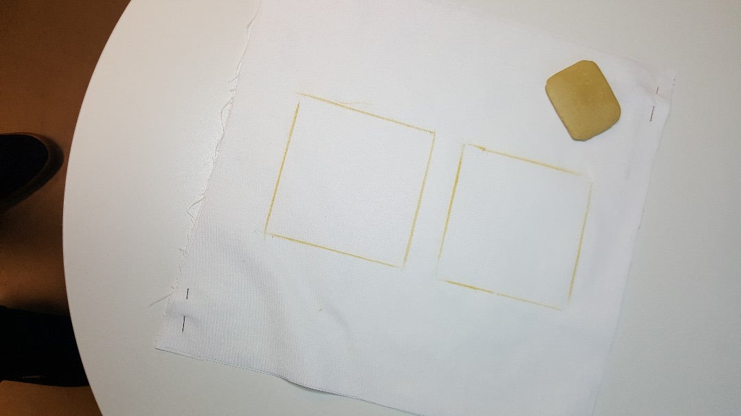 Drawing the Shape of Your Sensor