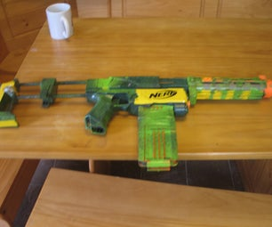 Voemaster's Ultimate Nerf Gun