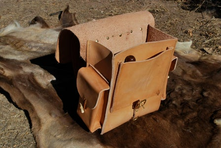 The Basic Rucksack Design