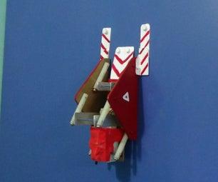 Iron Bar/wall Climbing Robot