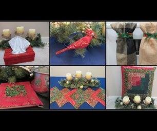 10+ DIY Christmas Decorations