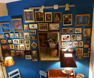 Ancestry Accent Wall