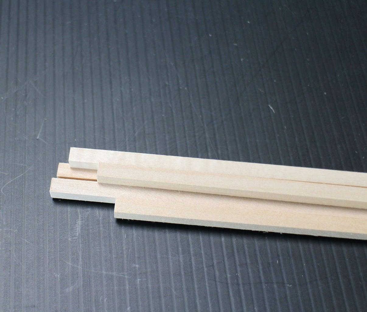 Parts and Materials