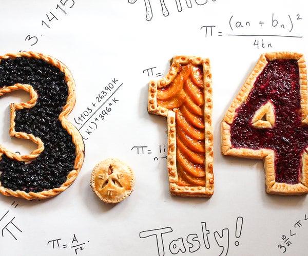 Pi Day Pie Recipes