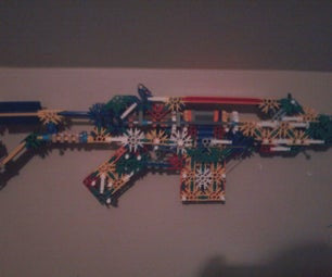 Knex Shell Ejecting G36C
