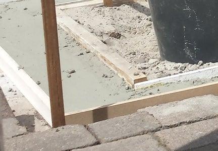 Step 2: Concrete Foundations