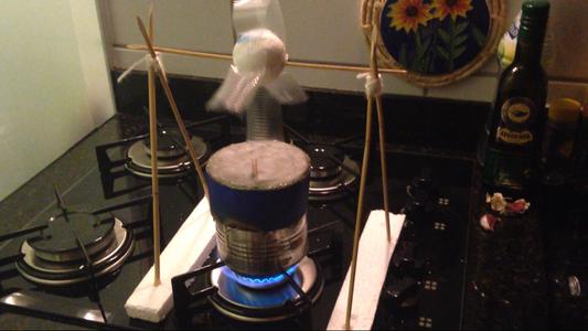 Como Fazer Uma Máquina Térmica