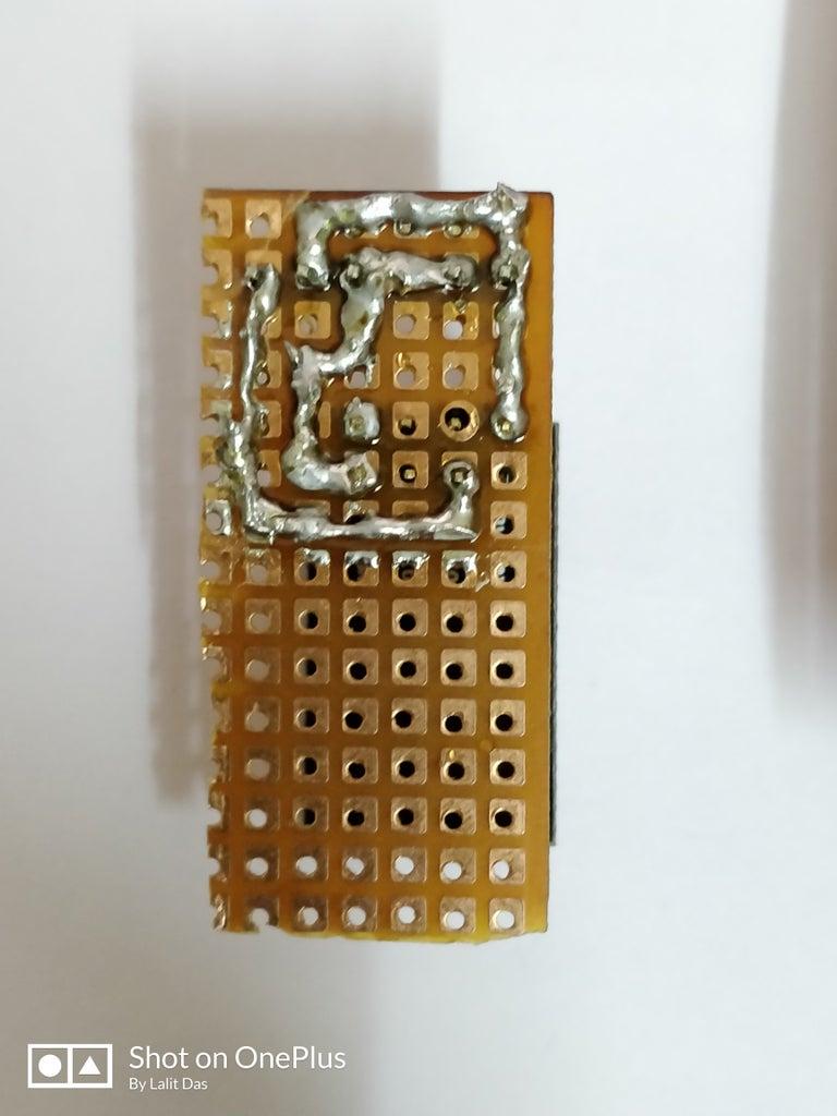 Circuit 2 : ESP-01 Only