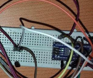 DIY Arduino Digital Thermometer