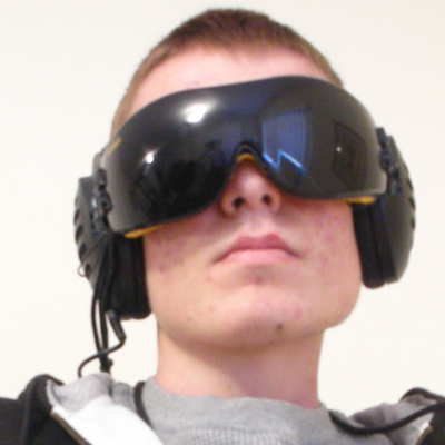 Immersive HMD (Head Mounted Display)