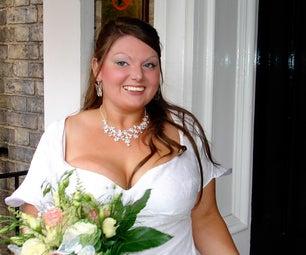 Daughters Fairy Wedding Dress