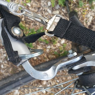Bike Trailer Hitch: Master Cycle Replacement Axle Mount