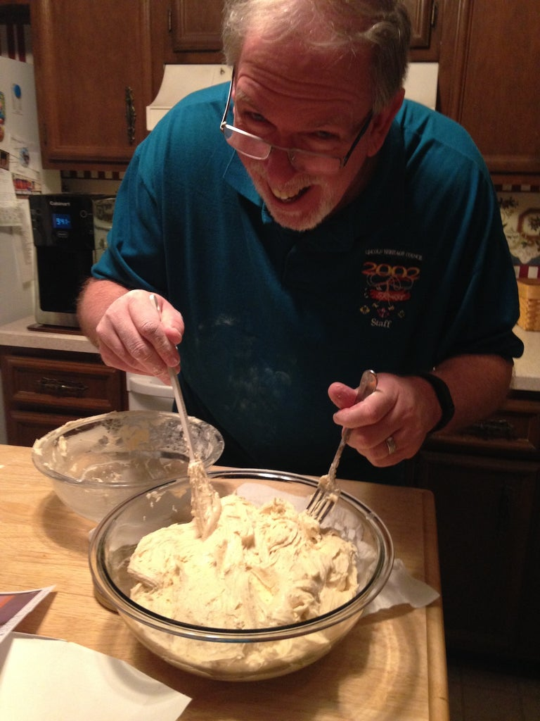 Make the Dough, Cut and Bake