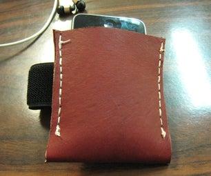 Leather Ipod Case