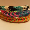 Mini Loom Fishtail Bracelet