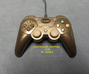 PC Game Controller Mapping (Linux & Windows)