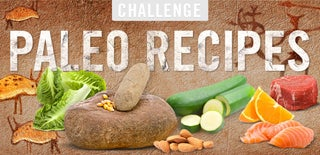 Paleo Recipe Challenge