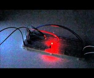 Wechselblinker Schaltung Mit NE555P Timer