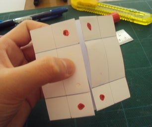 Transforming Flex Card