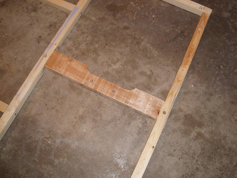 Building the Subfloor - Preparing Plywood Floor