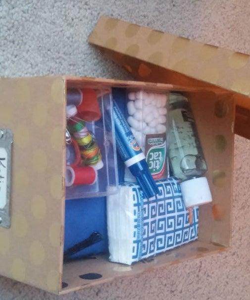 Bridesmaids Emergency Kit