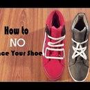 Shoe Lace Tutorial
