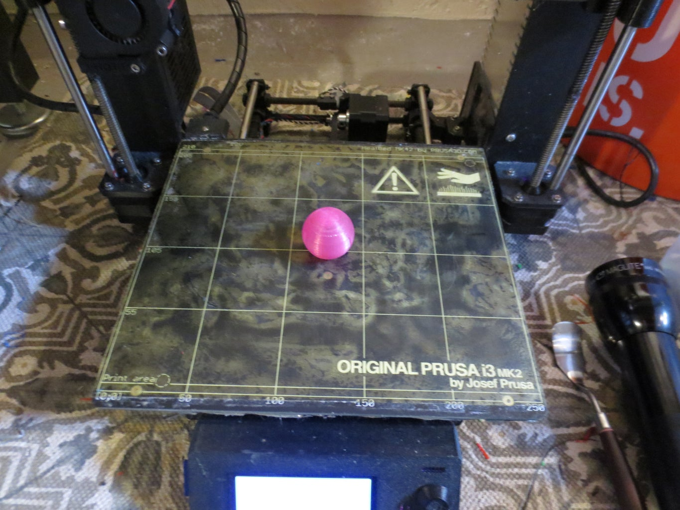 3D PRINTING FILES & DIRECTIONS