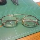 Clip-On Metal Framed Reading Glasses