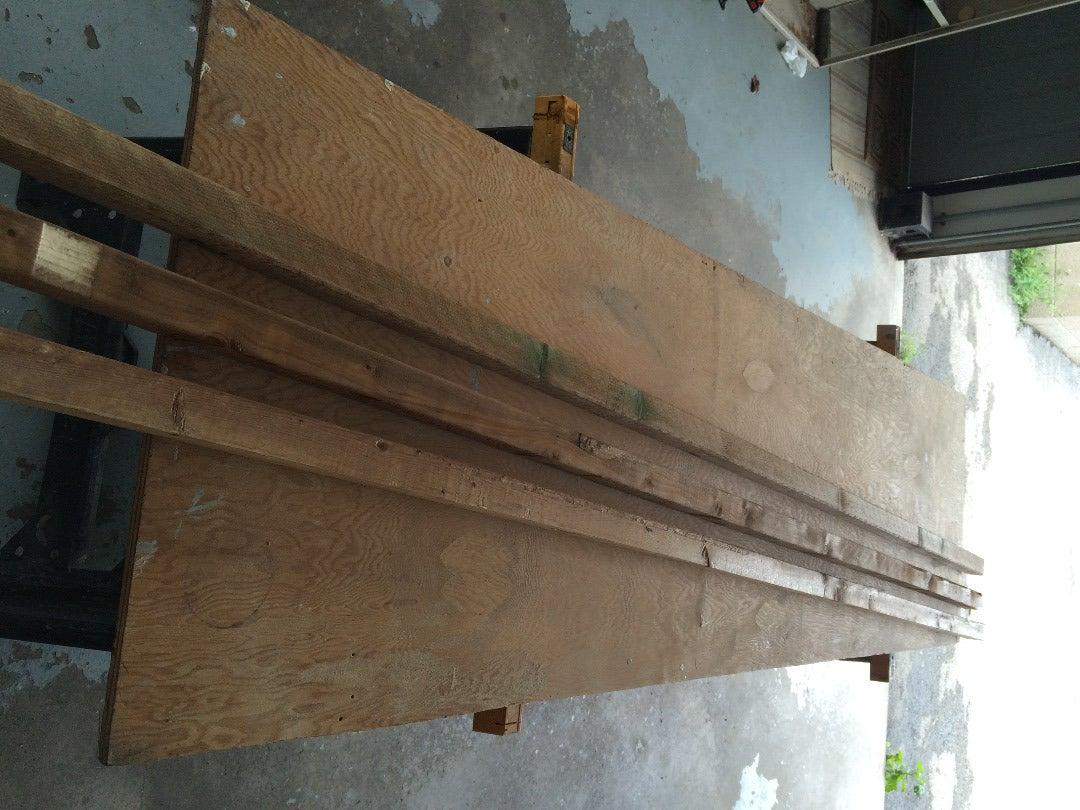 Main Pallet Shelf