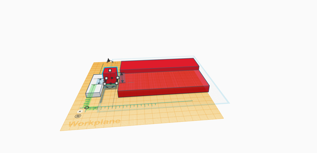 Design the Keyboard in TinkerCAD
