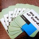 Laser Cut Card Decks