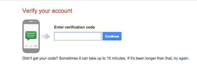 Type Verification Code