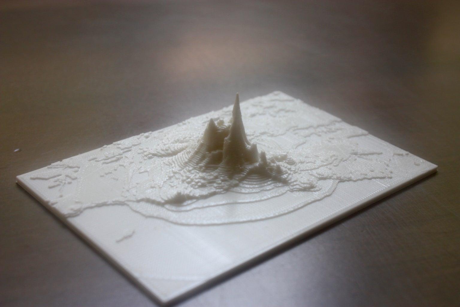 Print the Earthquake