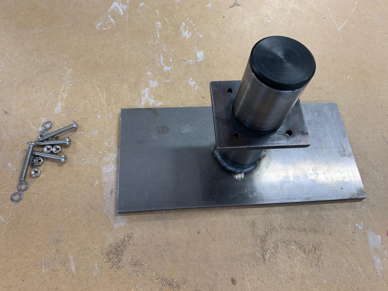 Manufactured Steel Parts