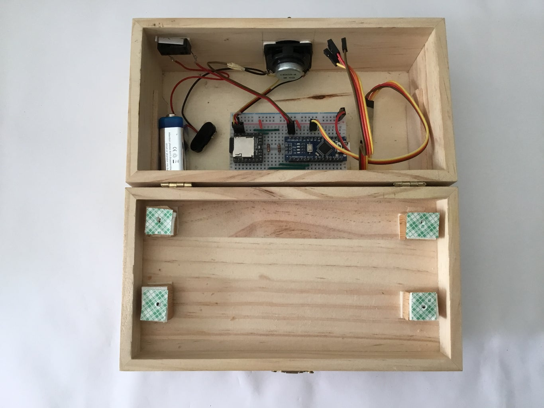 Modify the Box
