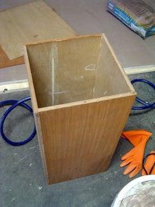 Storage Box Seats