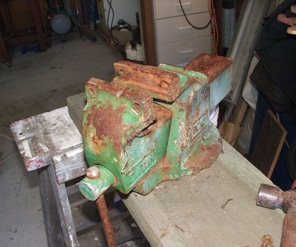 New Life for an Old Vice.
