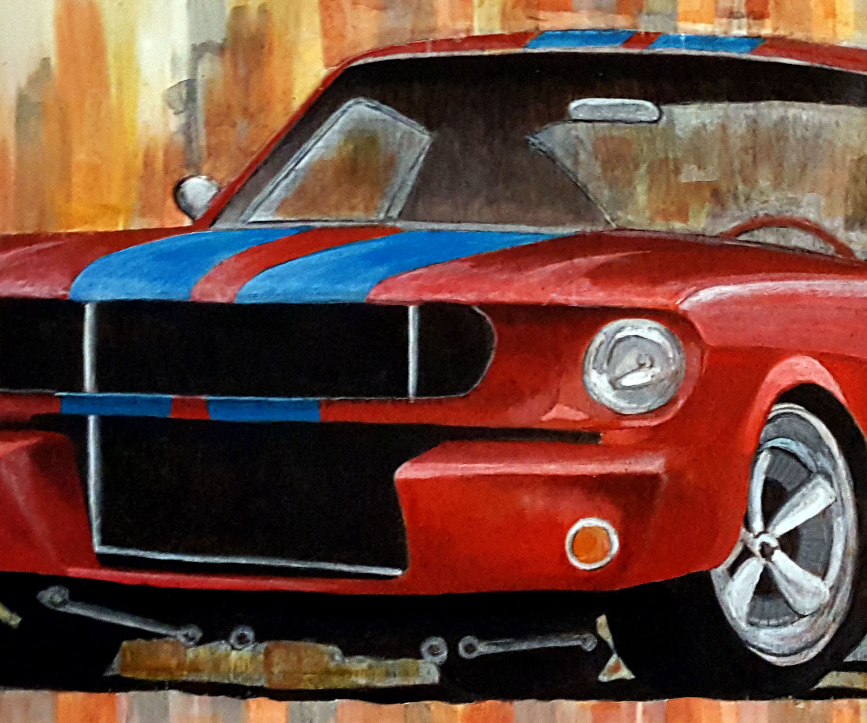 Shelby Painting