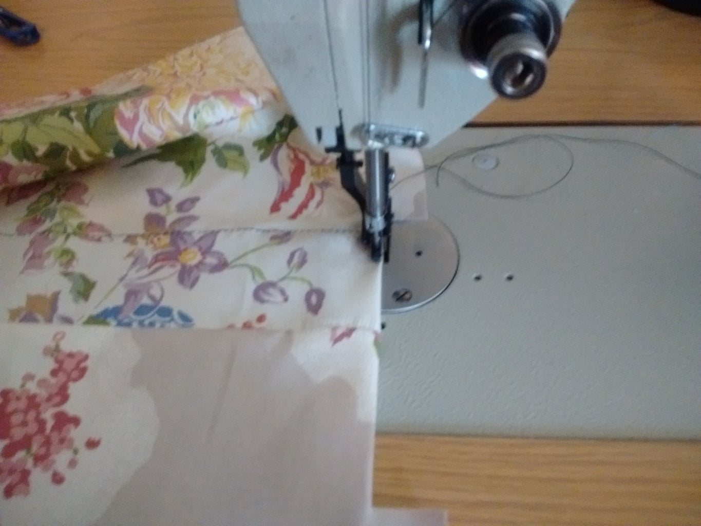 Sew the Casing Ends