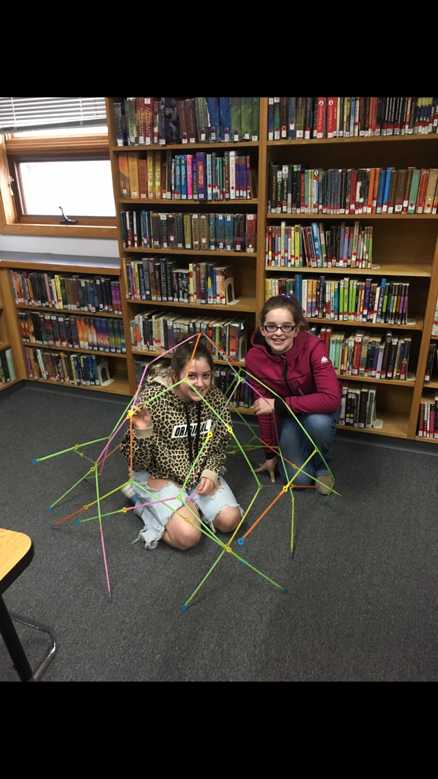 Strawbees in the Classroom or Makerspace