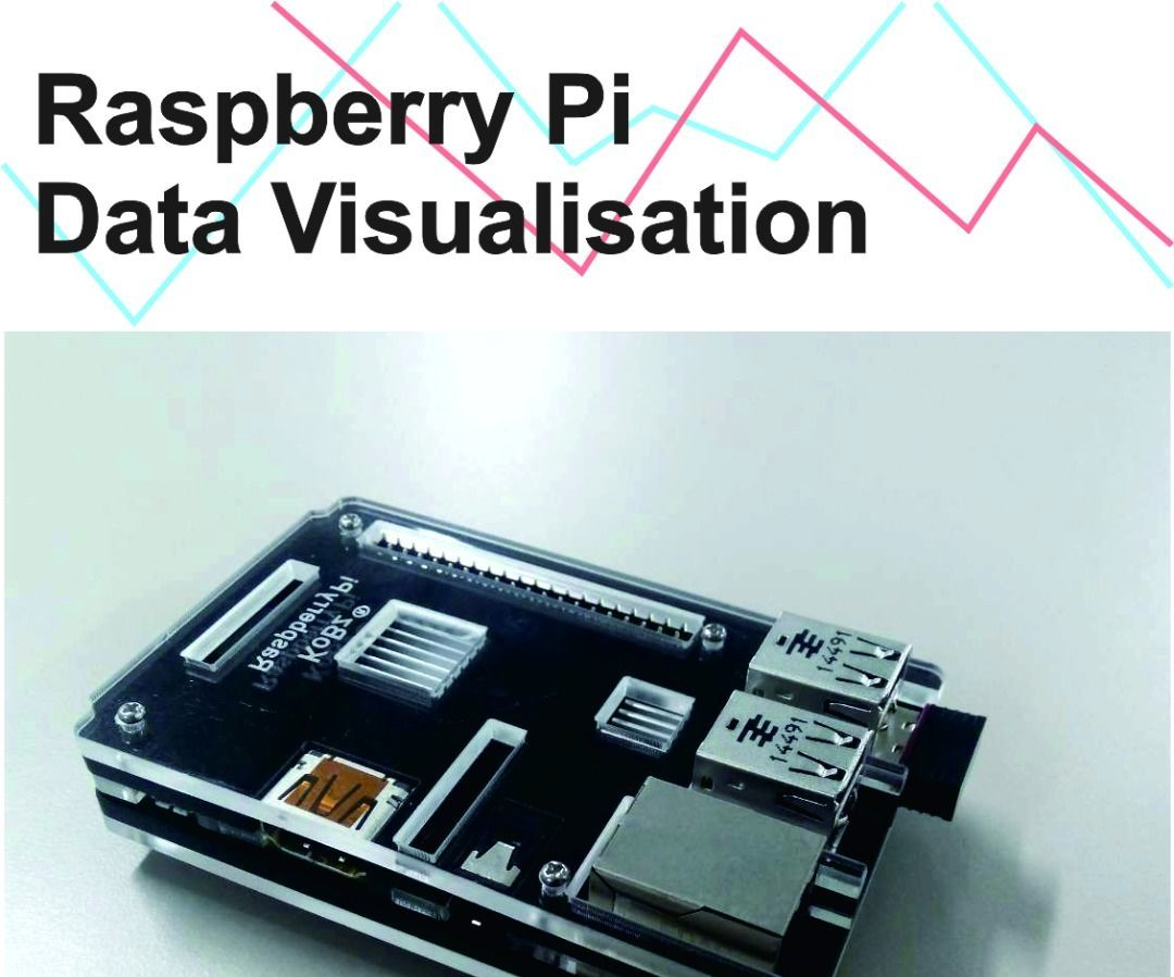 Raspberry Pi - Data Visualization