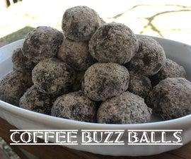 Coffee Buzz Balls