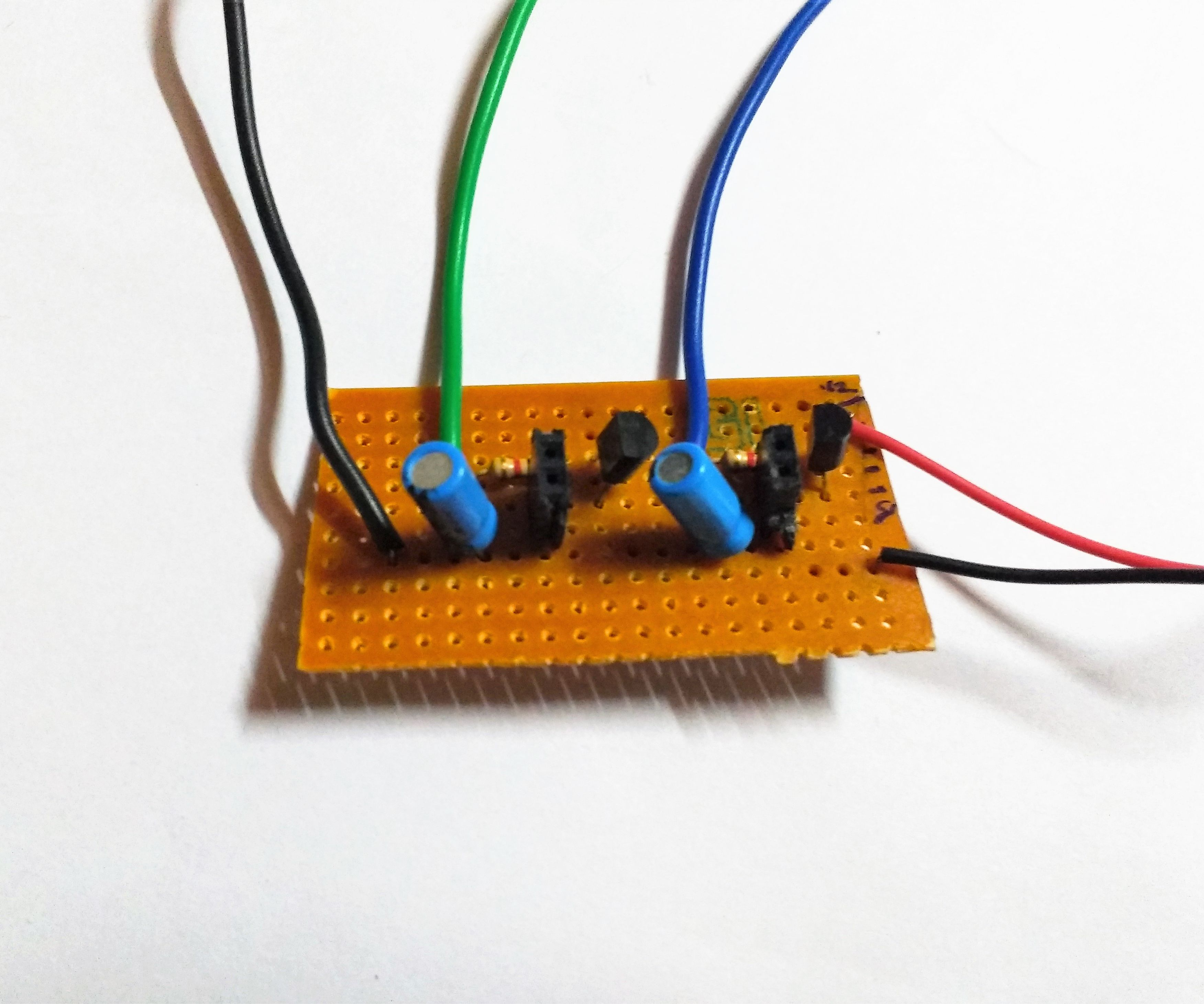 Simple, Cheap Motor Driver Board for Arduino