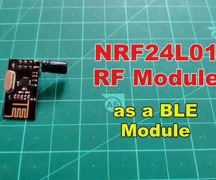 NRF24L01 As Bluetooth Low Energy | Send Data to Mobile Using NRF24L01 | Using NRF As a Bluetooth Low Energy Module BLE Tutorial Arduino | Sending Sensor Data to Android Phone Using Arduino and NRF24L01 Over Bluetooth (BLE)