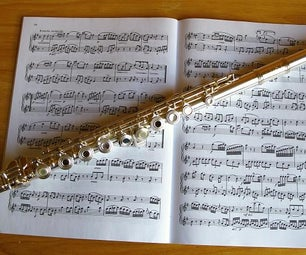 How to Assemble a Flute