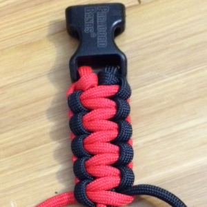 Paracord Bracelet Instructions - 5